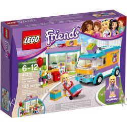KLOCKI LEGO FRIENDS  41310 DOSTAWCA UPOMINKÓW W HEARTLAKE (Heartlake Gift Delivery)