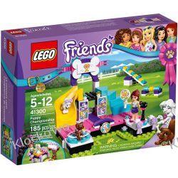 KLOCKI LEGO FRIENDS 41300 MISTRZOSTWA SZCZENIACZKÓW (Puppy Championship) Kompletne zestawy