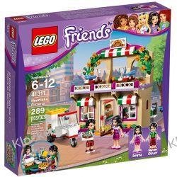 KLOCKI LEGO FRIENDS 41311 PIZZERIA W HEARTLAKE (Heartlake Pizzeria)  Kompletne zestawy
