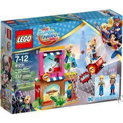 41231 Harley Quinn™ na ratunek (Harley Quinn™ to the rescue) - KLOCKI LEGO SUPER HERO GIRLS Miasto