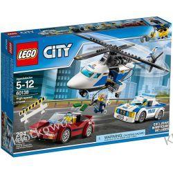 60138 SZYBKI POŚCIG (High-speed Chase) KLOCKI LEGO CITY