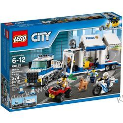 60139 MOBILNE CENTRUM DOWODZENIA (Mobile Command Center) KLOCKI LEGO CITY Playmobil
