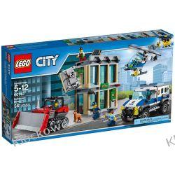60140 WŁAMANIE BULDOŻEREM (Bulldozer Break-in) KLOCKI LEGO CITY Playmobil