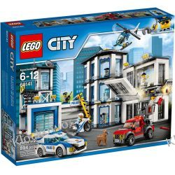 60141 POSTERUNEK POLICJI (Police Station) KLOCKI LEGO CITY Creator