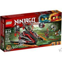 70624 CYNOBROWY NAJEŹDŹCA (Vermillion Invader) KLOCKI LEGO NINJAGO Miasto
