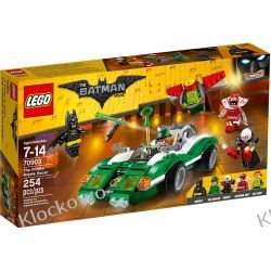 70903 WYŚCIGÓWKA RIDDLERA (The Riddler™ Riddle Racer) - KLOCKI LEGO BATMAN MOVIE Creator