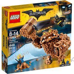 70904 ATAK CLAYFACE'A (Clayface™ Splat Attack) - KLOCKI LEGO BATMAN MOVIE Kompletne zestawy