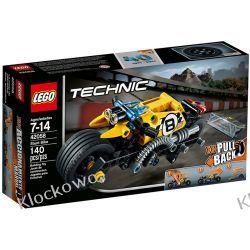 42058 KASKADERSKI MOTOCYKL (Stunt Bike) KLOCKI LEGO TECHNIC Pozostałe