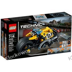42058 KASKADERSKI MOTOCYKL (Stunt Bike) KLOCKI LEGO TECHNIC Kompletne zestawy