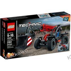 42061 ŁADOWARKA TELESKOPOWA (Telehandler) KLOCKI LEGO TECHNIC Technic