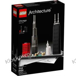 21033 - CHICAGO - KLOCKI LEGO ARCHITECTURE Friends