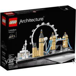 21034 - LONDYN - KLOCKI LEGO ARCHITECTURE Playmobil