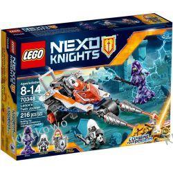70348 BOJOWY POJAZD LANCE'A (Lance's Twin Jouster) KLOCKI LEGO NEXO KNIGHTS Castle
