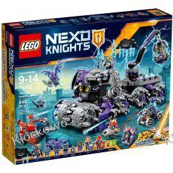 70352 EKSTREMALNY NISZCZYCIEL JESTRO (Jestro's Headquarters) KLOCKI LEGO NEXO KNIGHTS Kompletne zestawy