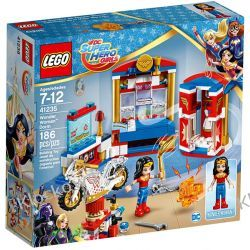 41235 Pokój Wonder Woman™ (Wonder Woman™ Dorm) - KLOCKI LEGO SUPER HERO GIRLS