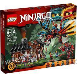70627 KUŹNIA SMOKA (Dragon's Forge) KLOCKI LEGO NINJAGO Kompletne zestawy