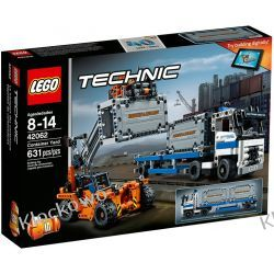 42062 PLAC PRZEŁADUNKOWY (Container Yard) KLOCKI LEGO TECHNIC Technic