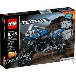 42063 BMW R 1200 GS Adventure KLOCKI LEGO TECHNIC Playmobil