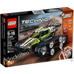 42065 ZDALNIE STEROWANA WYŚCIGÓWKA GĄSIENNICOWA (RC Tracked Racer) KLOCKI LEGO TECHNIC Technic