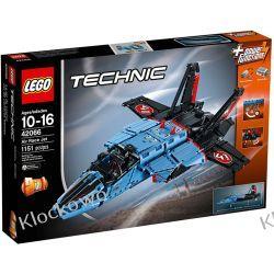 42066 ODRZUTOWIEC (Air Race Jet) KLOCKI LEGO TECHNIC Creator