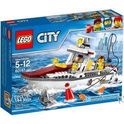 60147 ŁÓDŹ RYBACKA (Fishing Boat) KLOCKI LEGO CITY Friends