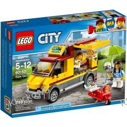 60150 FOODTRUCK Z PIZZĄ (Pizza Van) KLOCKI LEGO CITY Kompletne zestawy