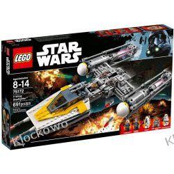 75172 Y-Wing Starfighter™ KLOCKI LEGO STAR WARS  Friends