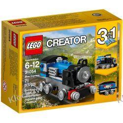 31054 NIEBIESKI EKSPRESS (Blue Express ) KLOCKI LEGO CREATOR Playmobil