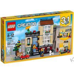 31065 DOM PRZY ULICY PARKOWEJ (Park Street Townhouse) KLOCKI LEGO CREATOR Playmobil