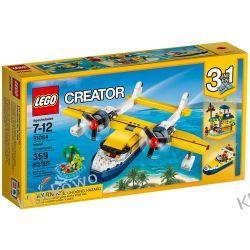 31064 PRZYGODY NA WYSPIE (Seaplane Adventures) KLOCKI LEGO CREATOR Kompletne zestawy