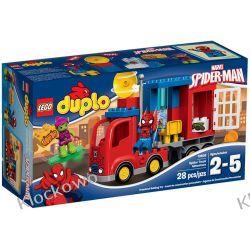 10608 CIĘŻARÓWKA SPIDERMANA (Spider-Man Spider Truck Adventure) KLOCKI LEGO DUPLO