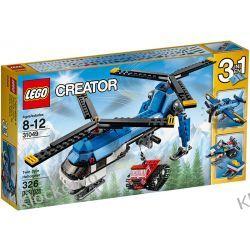 31049 HELIKOPTER Z DWOMA WIRNIKAMI (Twin Spin Helicopter) KLOCKI LEGO CREATOR