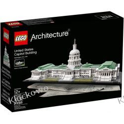 21030 - KAPITOL STANÓW ZJEDNOCZONYCH - KLOCKI LEGO ARCHITECTURE