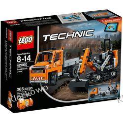 42060 EKIPA ROBÓT DROGOWYCH (Roadwork Crew) KLOCKI LEGO TECHNIC Playmobil