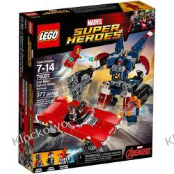 76077 IRON MAN DETROIT STEEL ATAKUJE (Iron Man: Detroit Steel Strikes) - KLOCKI LEGO SUPER HEROES