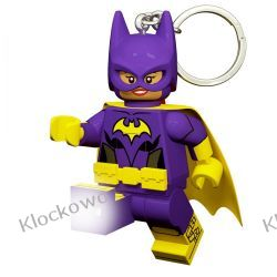 LEGO BATMAN MOVIE LATARKA LED BATGIRL - BRELOK