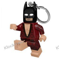 LEGO BATMAN MOVIE LATARKA LED BATMAN KIMONO - BRELOK Kompletne zestawy