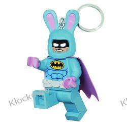 LEGO BATMAN MOVIE LATARKA LED BATMAN KRÓLICZEK - BRELOK Playmobil