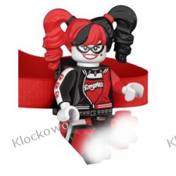 LEGO BATMAN MOVIE LATARKA CZOŁÓWKA LED - HARLEY QUINN Kompletne zestawy