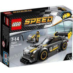 75877 MERCEDES AMG GT3 KLOCKI LEGO SPEED CHAMPIONS Racers