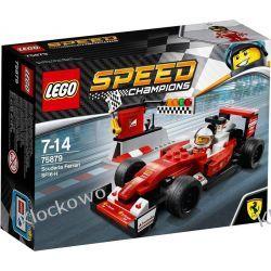 75879 SCUDERIA FERRARI SF 16- H KLOCKI LEGO SPEED CHAMPIONS Racers