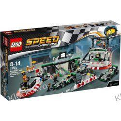 75883 MERCEDES AMGPETRONAS FORMUŁA PIERWSZA KLOCKI LEGO SPEED CHAMPIONS Racers