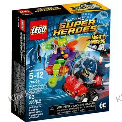 76069 BATMAN KONTRA KILLER MOTH (Mighty Micros: Batman vs. Killer Moth) - KLOCKI LEGO SUPER HEROES