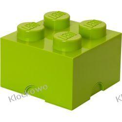 POJEMNIK LEGO 4 JASNOZIELONY - LEGO POJEMNIKI Kompletne zestawy