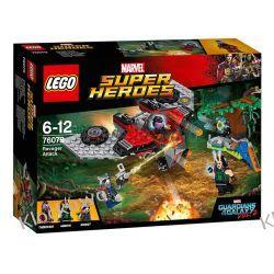 76079 ATAK NISZCZYCIELA (Ravager attack) - KLOCKI LEGO SUPER HEROES Playmobil