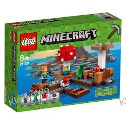 21129 - GRZYBOWA WYSPA (The Mushroom Island)- KLOCKI LEGO MINECRAFT Kompletne zestawy
