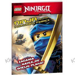 KSIĄŻKA LEGO® NINJAGO™. NINJA KONTRA PODNIEBNI PIRACI Książki dla dzieci i młodzieży
