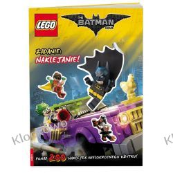 THE LEGO® BATMAN MOVIE. ZADANIE: NAKLEJANIE! Friends
