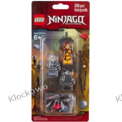 853687 LEGO® NINJAGO® ZESTAW MINIFIGUREK I AKCESORIÓW -LEGO GADŻETY