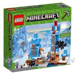 21131 - LODOWE KOLCE (The Ice Spikes) - KLOCKI LEGO MINECRAFT Ninjago